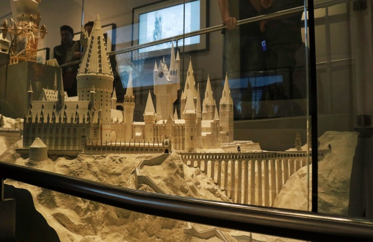 Hogwarts Set Miniature Set Design