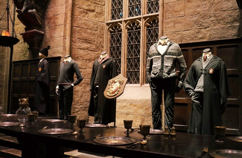 Gryffindor Character Costumes