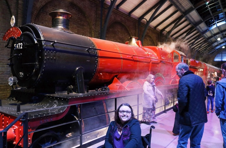 Hogwarts Express Steam Engine