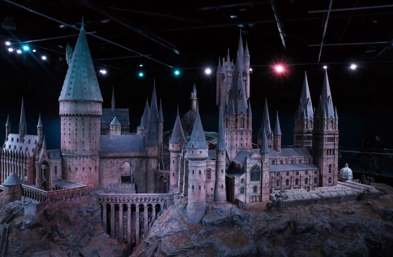 Hogwarts Castle Set