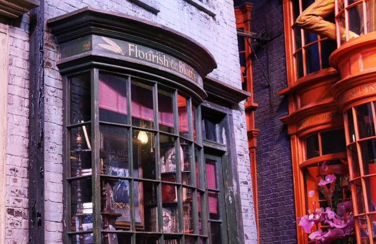 Flourish & Blott's Bookshop