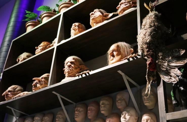 Goblin Special Effect Masks