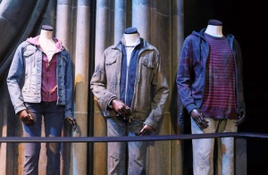 Deathly Hallows Hermione, Harry & Ron costumes