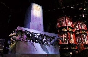 Ministry of Magic Monument