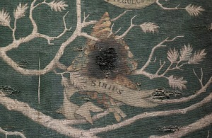 Black Family Tree Tapestry - Sirius Black's Burnout