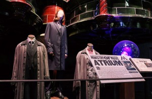 Ministry of magic costumes from Atrium rule