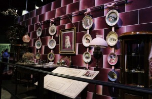 Umbridge's Pink Office set
