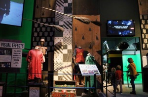 Quid ditch display - costumes, props and visual effects