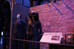 Professor Lupin's Defence Against the Dark Arts costumes and props