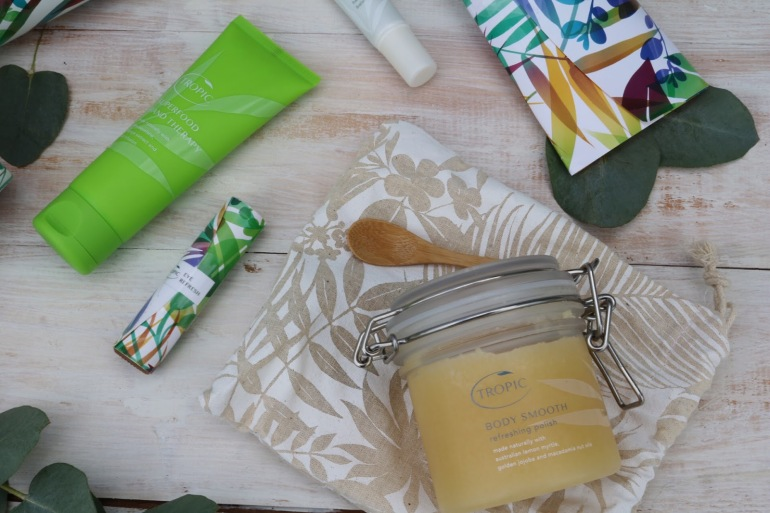 Tropic Products - Superfood Hand Therapy, Eye Refresh & Body Smooth