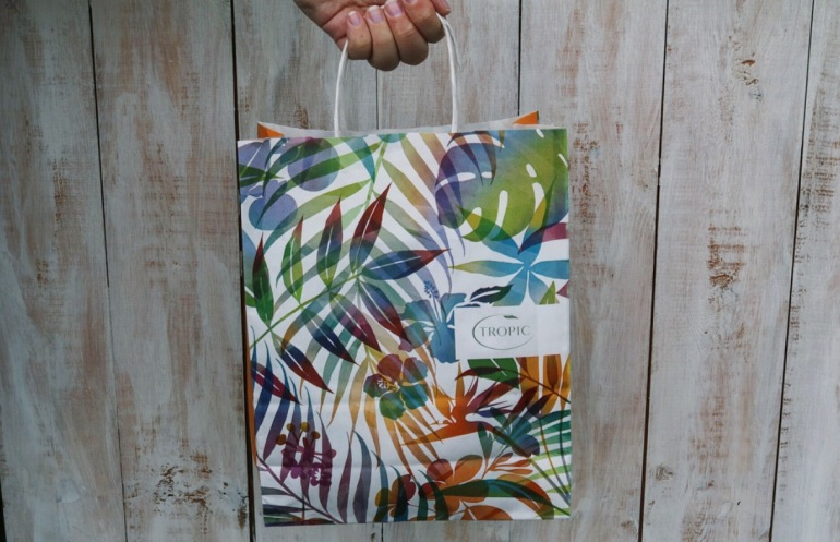 Tropic Brand bag