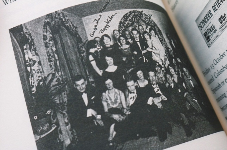 Book: Black & White photos of Fitzgerald's and friends