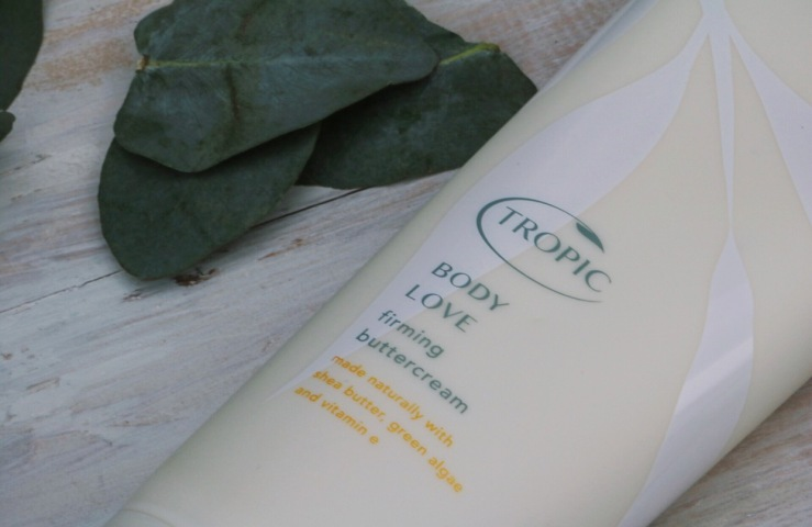 Tropic - Body Love, Firming Buttercream