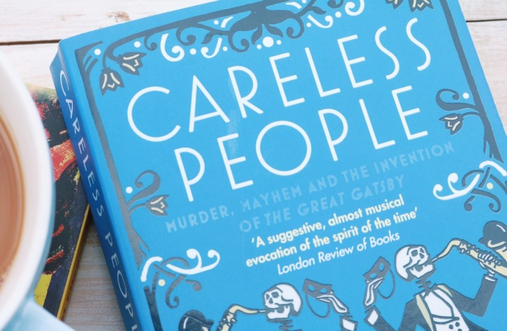 Book: Careless People cover