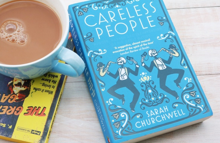 Books: Careless People & The Great Gatsby Covers