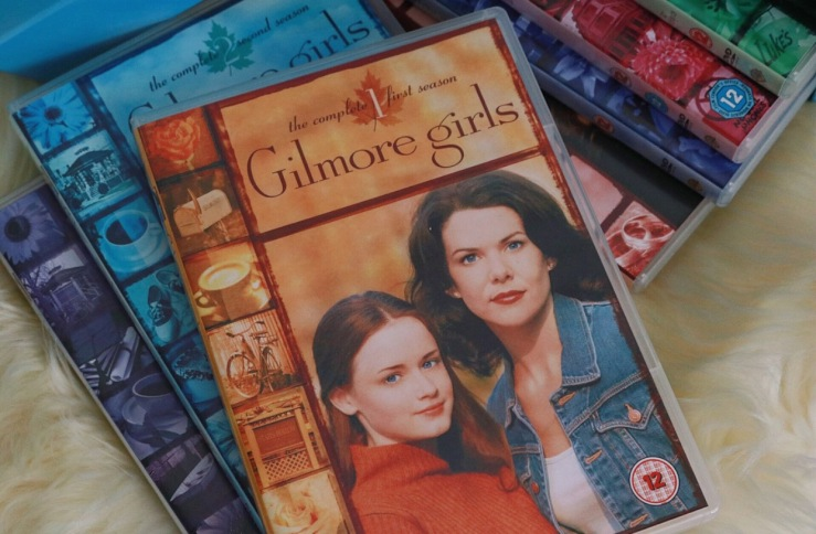 Gilmore Girls Complete Series Dvds